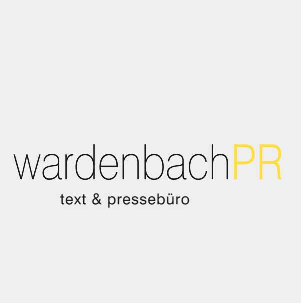 Grafik-Design Referenz: Wardenbach PR