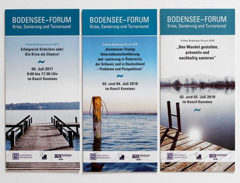 designplus Referenz: Bodensee-Forum