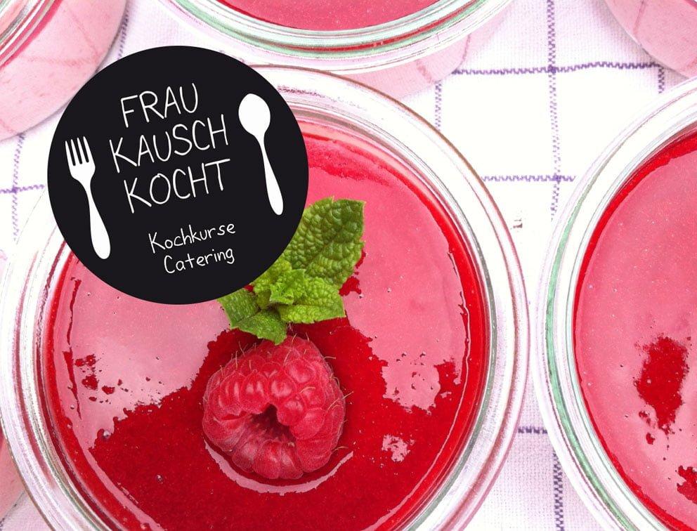 Grafik-Design Werbemittel Referenzen Frau Kausch kocht