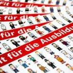 Print Grafik-Design Referenz Bundesagentur für Arbeit (Arge) Köln