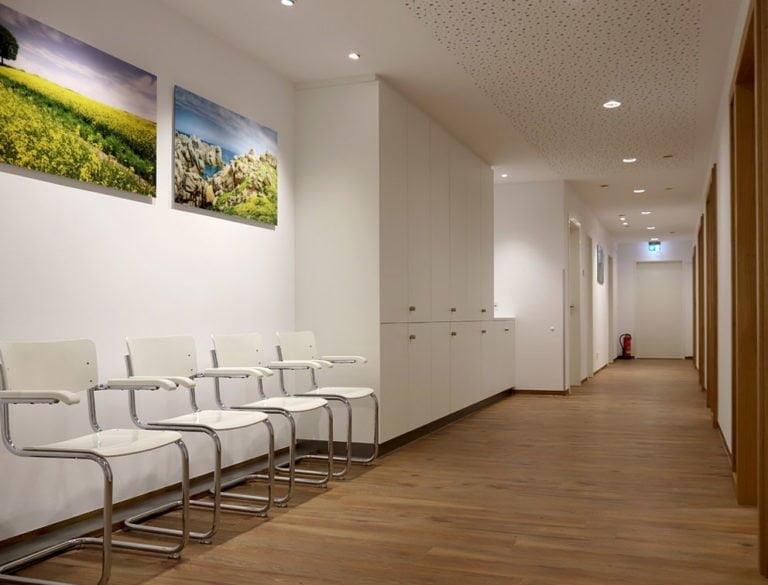 Fotografie und Bildbearbeitung Referenzprojekt designplus, Köln für Hausarztpraxis Köln-Sülz