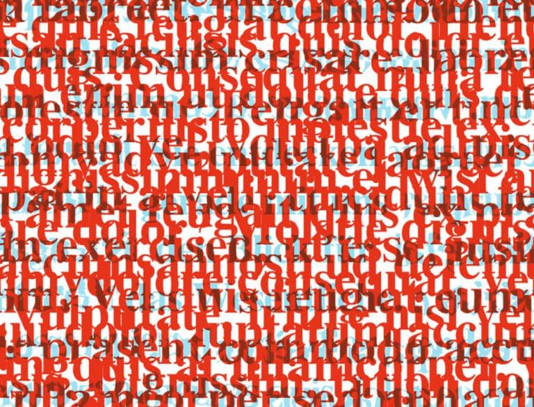 Design-Werbemittel - Grafik-Design Print Referenz Chiffre Geheimbotschaft Werbemittel