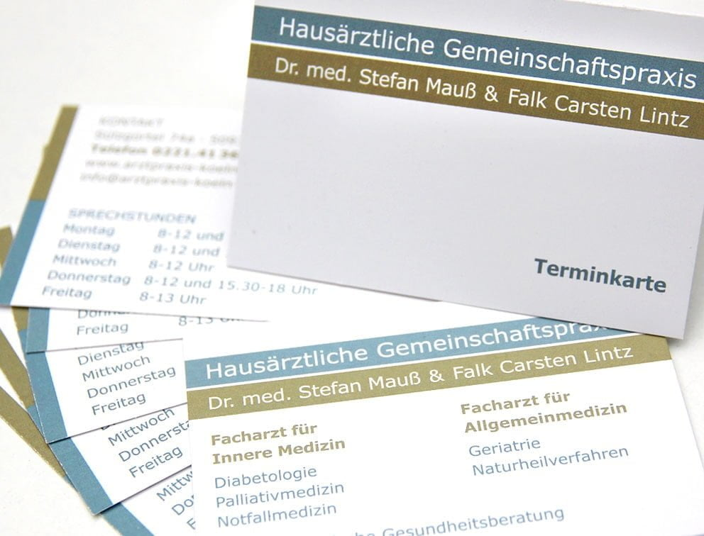 Hausärztliche Gemeinschaftspraxis Mauß & Lintz