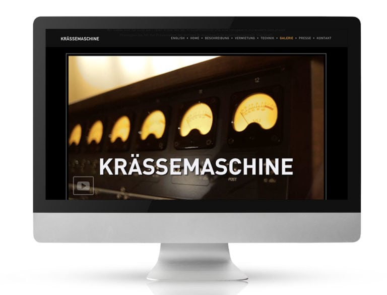 Webdesign Referenzprojekt designplus, Köln