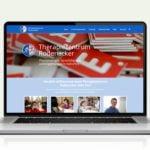 Webdesign designplus Köln Referenz - Responsive Website für das Therapiezentrum Rodenacker in Köln-Porz
