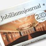 Werbemittel Zeitung Jubiläumsaktion Carl Heymanns Verlag